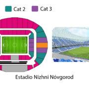 Estadio Rusia 2018