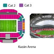 Estadio kazan arena