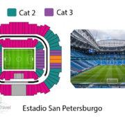san petesburgo estadio