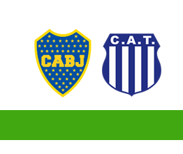 Boca Juniors vs Talleres Cordova