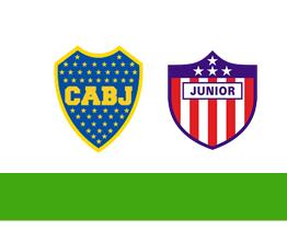 Boca vs Junior