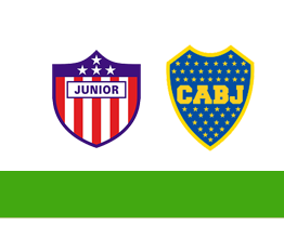 Junior de Barranquilla vs Boca Juniors