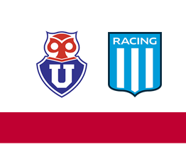 Universidad de Chile vs Racing de Avellaneda